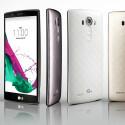 Alternativ können Nutzer das LG G4 auch mit Keramik-Optik erwerben.