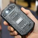 Unter dem Energizer-Label sollen in Kürze Outdoor-Smartphones erscheinen. Auf der CES in Las Vegas gab es bereits das Energy 400 (Bild) und das Energy 500 zu sehen. (Bild: netzwelt)