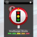 Der Blitzerwarner blitzer.de in der Pro-Version folgt auf Platz drei.