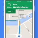 Platz drei für Google Maps auf dem iPad.