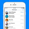 Der Facebook-Messenger folgt auf Platz zwei.