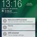 Auch das neue Benachrichtigungssystem von Android 5.0 Lollipop erhält mit der Firmware-Einzug auf dem One (M8). (Bild: llabtoofer.com)
