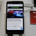 Ein hochauflösendes Display bietet auch das hierzulande nicht erhältliche Motorola Moto Maxx.