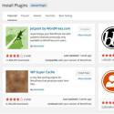 Wordpress 4.0: Die neue Version enthält unter anderem ein überarbeitetes Plugin-Management.