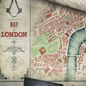 Zeigt dieses Artwork die Karte von Assassin's Creed Syndicate?