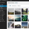 Wordpress 4.0 bietet einen komfortableren Zugriff auf die hinterlegten Medien.