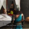 Die Geschichte von Hyrule Warriors wird in Videosequenzen nicht vertont und nur in Textblöcken erzählt ...