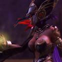 """Hyrule Warriors-Gegenspielerin Cia ist ... ein eher ... """"ungewöhnlicher"""" Charakter für Nintendo-Verhältnisse."""