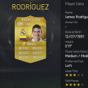 32. James Rodríguez - Real Madrid (Spanien)