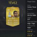 39. Carlos Tevez - Juventus (Italien)