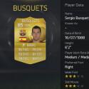 43. Sergio Busquets - FC Barcelona (Spanien)