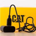 Mit dem Netzteil kann der Nutzer das CAT-Smartphone aufladen. (Bild: netzwelt)