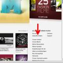 """Jetzt tippst du im iTunes Store auf der rechten Seite auf """"Gekaufte Artikel""""."""