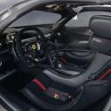 Das Interieur des Ferrari FXX K. (Bild: Ferrari)