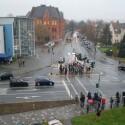 StreetPong direkt vor der Hochschule. (Bild: HAWK Hildesheim/Holzminden/Göttingen)
