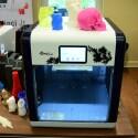 Beim Da Vinci 1.1 Plus sind verschiedene Kunststoffe zum Drucken verwendbar.