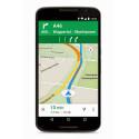 Im Oktober 2009 erhält die Turn-by-Turn-Navigation Einzug in die mobile Versionen von Google Maps.