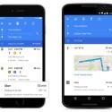 Mit der neuen Version integriert Google den umstrittenen Fahrdienst Uber.