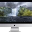 iMac 5K: Apple erweitert die Mac-Familie um ein hochauflösendes Modell. (Bild: Apple)