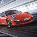 Der Porsche GT3 RS beschleunigt in 3,3 Sekunden von null auf 100 Kilometer pro Stunde.