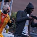 GTA-Spieler sollten Gegner nicht aus den Augen verlieren. (Bild: Rockstar)