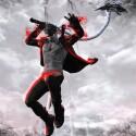 Auch auf der PS4 und Xbox One wird Dante wieder mächtige Combos auspacken. (Bild: Capcom)