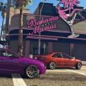 Eine Spritztour zum Club Bahama Mamas ist immer drin. (Bild: Rockstar)