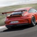 Das Dach des GT3 RS besteht aus Magnesium.
