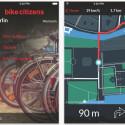 Bikecitizens ist speziell auf die Routenführung in europäischen Städten ausgelegt.