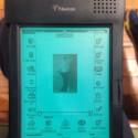 1993 kam der PDA Apple Newton auf den Markt. Dank diesem Projekt kann man sich jetzt auch Bilder von Kim Kardashian auf dem Gerät anschauen.