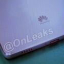 Dieses Bild soll die Rückseite des Huawei P8 zeigen.