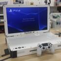 Die weiße Playbook-Edition der PS4. (Bild: Eds Junk)