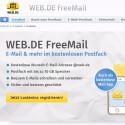 Der Log-in beim Freemailer von Web.de ist aktuell unmöglich.