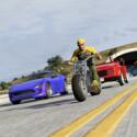 Neue Fahrzeuge hat das Update für GTA Online ebenfalls im Angebot. (Bild: Rockstar)