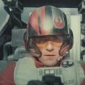 Dieser Pilot heißt offenbar Poe Dameron. (Bild: Screenshot YouTube Star Wars/Lucasfilm)