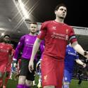 Steven Gerrard: Liverpools Vereinsikone kickt auch in FIFA 15.