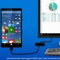 Microsoft bringt Continuum auf das Smartphone.