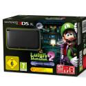 Release am 24. Oktober: Luigi's Mansion 2 ist auf einem schwarzen 3DS XL vorinstalliert.