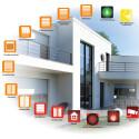 Somfy bietet Smart Home-Steuerung für verschiedenste Hausbereiche. (Bild: Somfy)