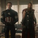 Superhelden im Wohnzimmer...