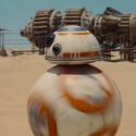 Nicht C3PO, kein R2-D2 – nein – dies ist BB-8.