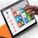 <b>Lenovo Yoga 3 Pro</b><br /> Bei der Farbwahl steht Orange und Silber zur Auswahl.