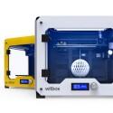 Die BQ Witbox kostet 1.700 Euro und druckt Modelle mit bis zu 20 Zentimeter Höhe.