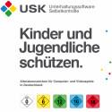 In Deutschland sind Apps durch die USK-Logos gekennzeichnet.