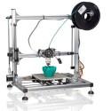 Beim Velleman K8200 handelt es sich um einen Bausatz, den Kunden erst zu einem 3D-Drucker zusammensetzen müssen.