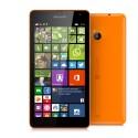 Ein fünf Zoll großes Display ist im Lumia 535 verbaut. (Bild: Microsoft)