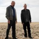 """Walter White ist Chemielehrer in New Mexico. Als man ihm eine schwere Krebserkrankung prognostiziert, nutzt er sein Wissen, um mit dem Verkauf von synthetischen Drogen Geld für seine Familie zu hinterlassen. """"Breaking Bad"""" erzählt so über sechs Staffeln eine spannende und verstrickte Geschichte. (Bild: AMC)"""
