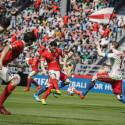 FIFA 15 macht erneut einen ordentlichen Schritt in Richtung Realismus: Der Spielaufbau wurde etwas verlangsamt, die Defensive etwas erschwert, die Offensive etwas verändert.