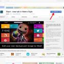 """Installiere die App, indem du im Chrome Web Store oben rechts auf den blauen Button """"KOSTENLOS"""" klickst."""