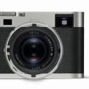 Leica verarbeitet die M Edition 60 mit Edelstahl und Echtleder.